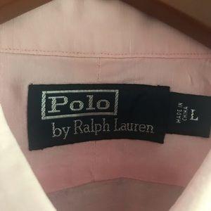 Ralph Lauren Polo Pink